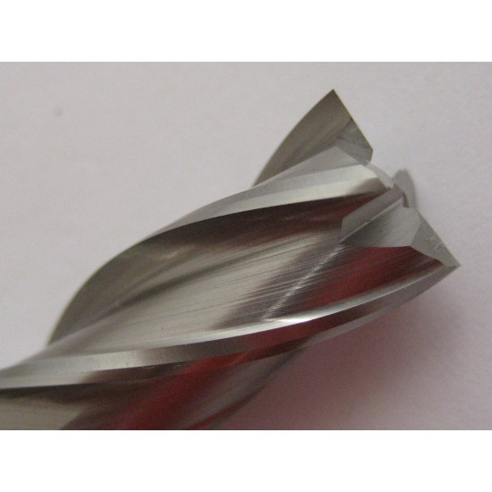 4.5mm HSSCo8 4 Fluted Cobalt End Mill